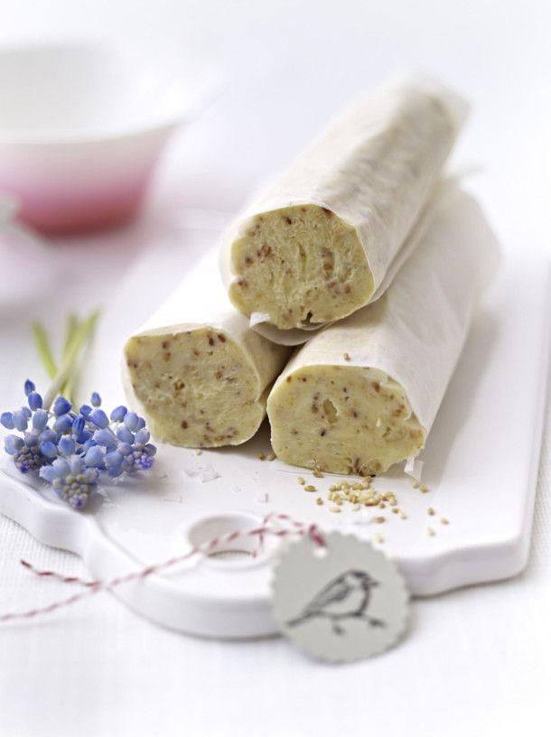 Unser beliebtes Rezept für Sesam-Butter und mehr als 55.000 weitere kostenlose Rezepte auf LECKER.de.