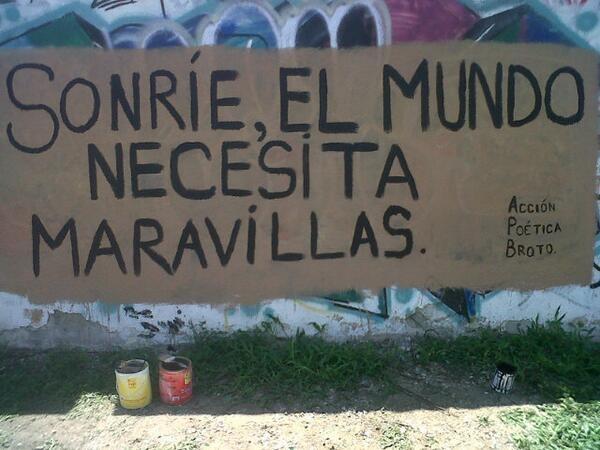 Accion Poetica- Barquisimeto