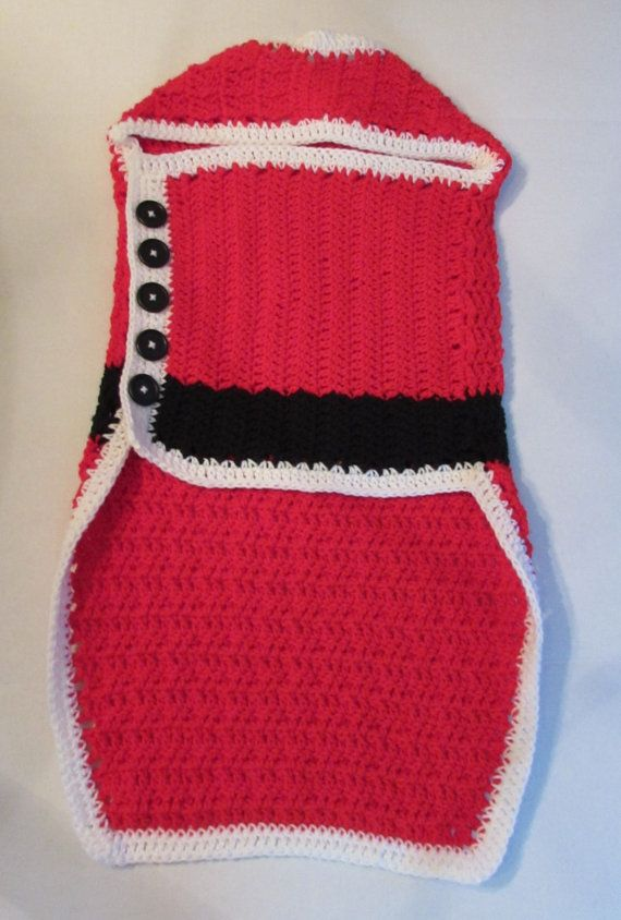 Perro Santa perro Santa traje de Santa perro suéter traje