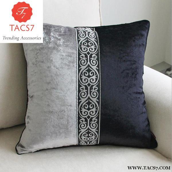 European Style Velvet Luxury Pillow Case 45x45 60x60cm Diy Pillows Diy Pillow Covers Decorative Pillows Couch