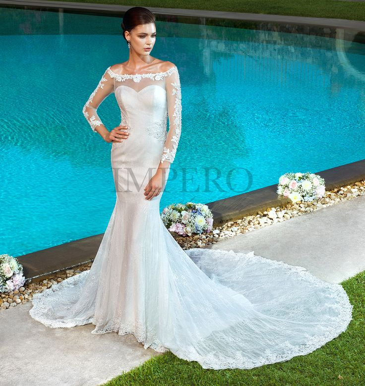 MAIRA  #sposa #abiti #dress #bride #bridal #wedding #2017 #impero #matrimonio #nozze