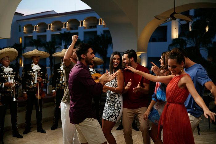 Salsa Lessons: Hilton Los Cabos Beach & Golf Resort offers a variety of locally inspired teambuilding activities, including salsa dance classes on the hotel's waterfront terrace and cooking classes focused on the flavors of the Baja region.