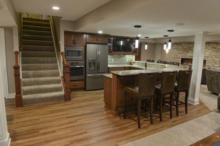 Luxury Basement Remodeling Cleveland