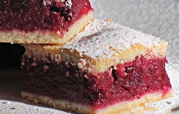 Nejlepší třešňový koláč