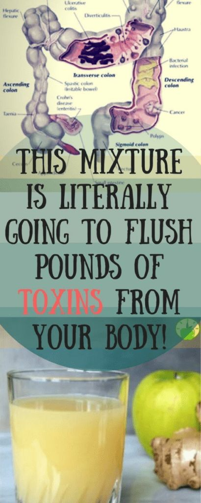 This Mixture is Literally Going to Flush Pounds of Toxins from Your Body – FIT/NSTANTLY