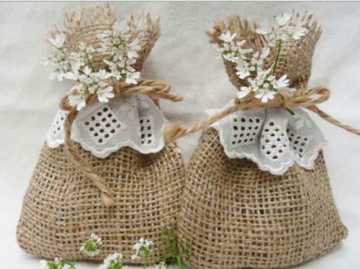 Lovely for wedding favours.