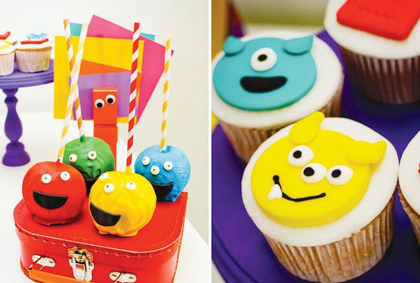 little-monster party-