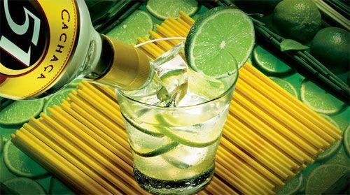 Caipirinha - Brazil Drink    #brasil #brazil