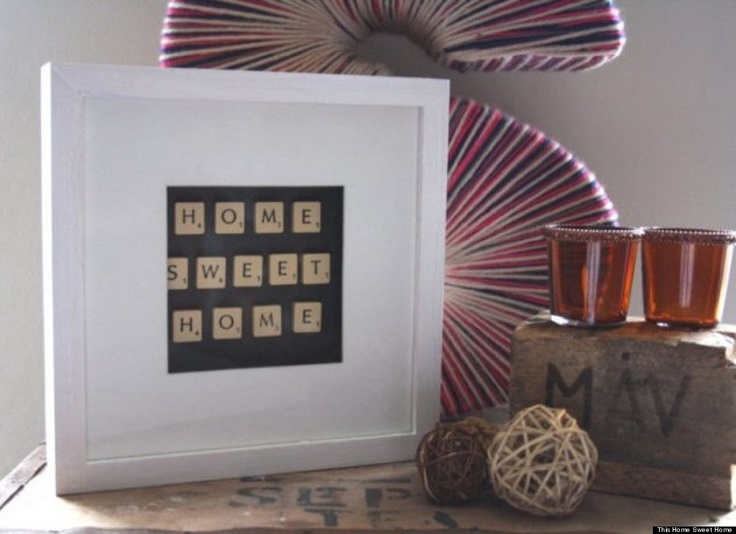 Spell It Out----Love it!!Scrabble Pictures, Crafts Ideas, Tile Pictures, Diy Crafts, Gift Ideas, Scrabble Art, Scrabble Tiles, Pictures Frames, Scrabble Letters