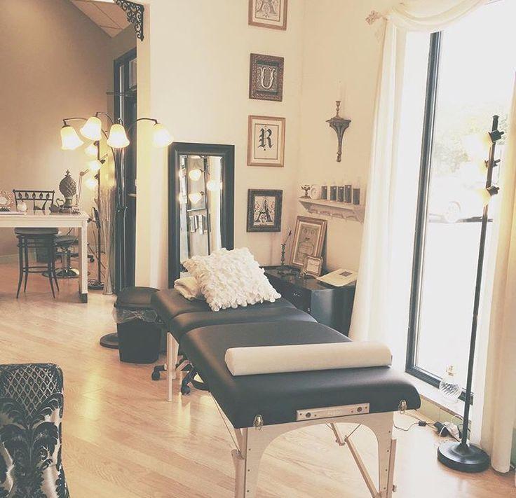 Makeup Studio Interiors | Microblading For Eyebrows | Cosmetic Tattoo | Michigan | Artist: Alana Everett