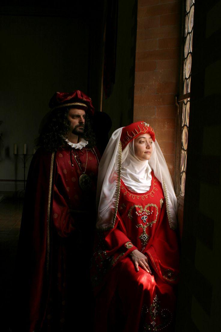 Rosania Fulgosio e Pietrone da Cagnano