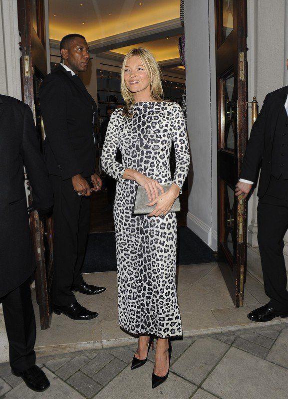 Na weselu Małgosi Beli bawiła się Kate Moss.