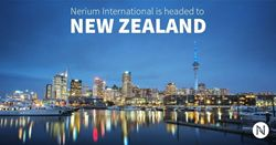 Nerium International announces expansion into New Zealand