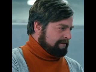 FACE: Zach Galifianakis / ЛИЦО: Зак Галифианакис