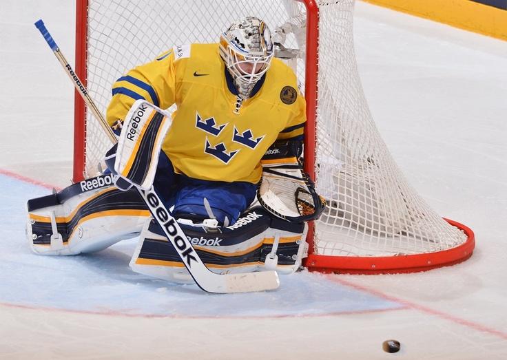 Jhonas Enroth Team Sweden