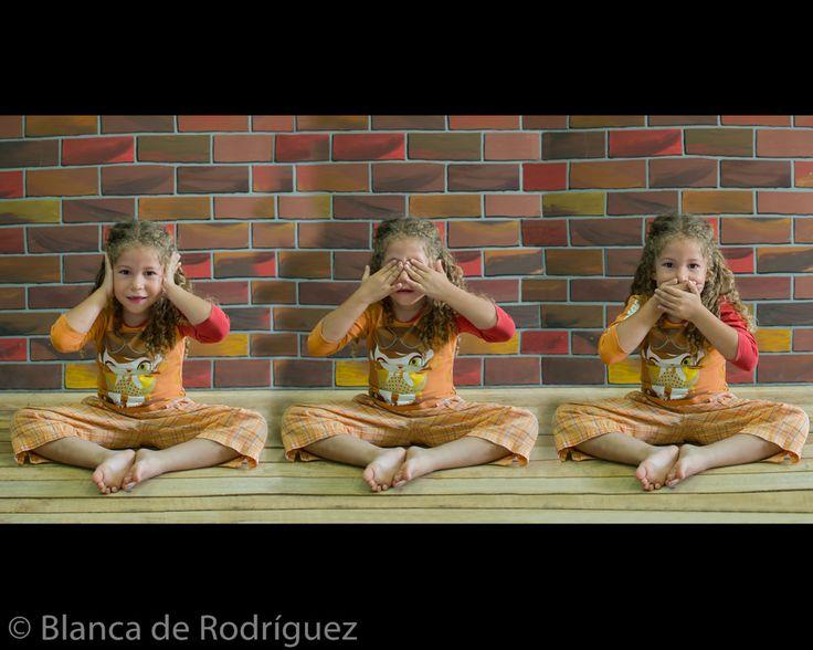 Foto 245 de 365 No escucho, no veo, no hablo