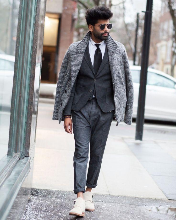 Men's Eyeglasses Inspiration #1 Follow MenStyle1... | MenStyle1- Men's Style Blog