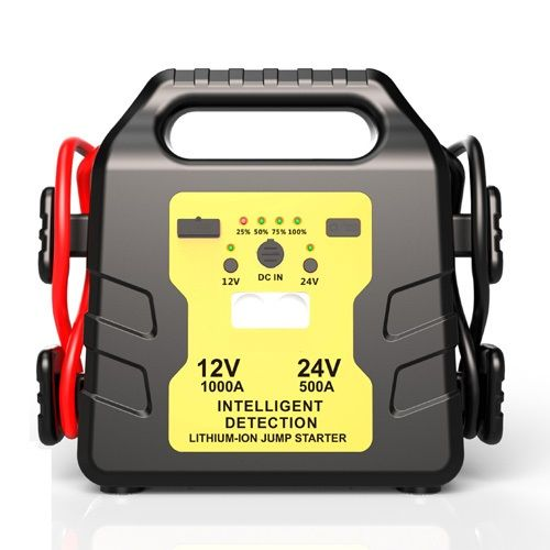 Introducing our best new LSA-G19 Emergency Backup Battery Booster Jump Starter for Cars and TRUCKS! Don't get caught stranded with a vehicle that won't start... Jump start your battery quickly and easily with the 12V/24V Multi-function Car Battery Booster Jump Starter and Backup Battery Power Bank.
