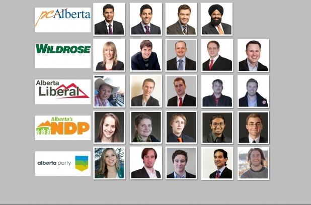 Young guns: Under-40s hit the Alberta election campaign trail   Laurie Callsen, Metro Edmonton