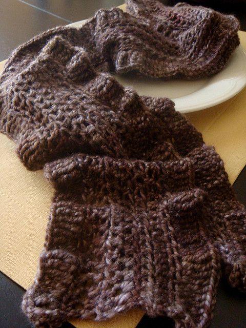 37 mejores imágenes de Scarves en Pinterest | Crochet bufanda ...
