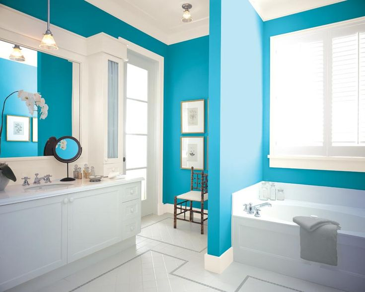 Relaxing Bathroom Colors 20 best serene & contemporary paint colors images on pinterest