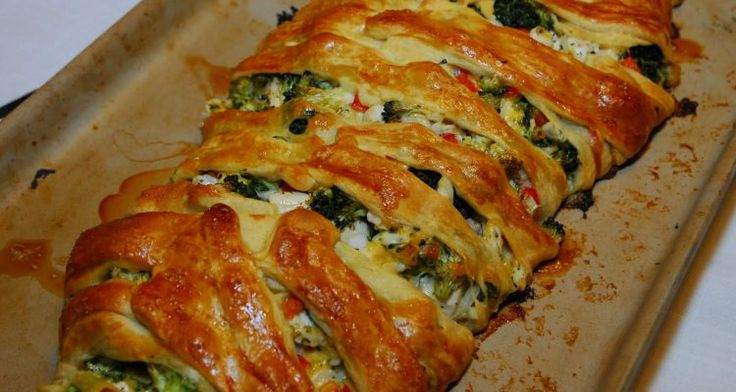 Totally Twisted Chicken And Broccoli