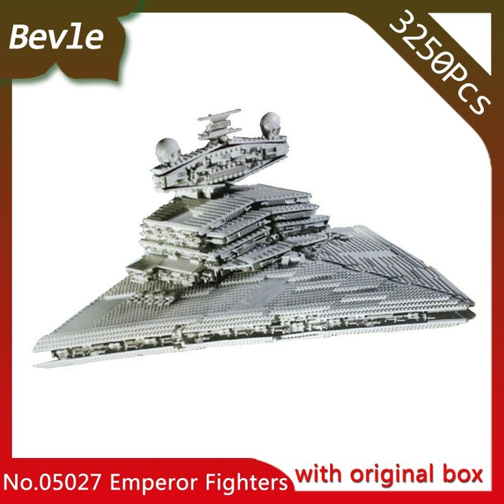 (104.65$)  Watch here - http://aiffm.worlditems.win/all/product.php?id=32807119131 - Bevle Store LEPIN 05027 3478Pcs With Original Box Star Wars Emperor Fighters Starship Model Building Blocks Children Toys 10030