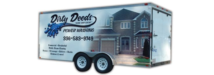 Vehicle Signage Wraps for Cars Trucks Vans Buses | Durham NC