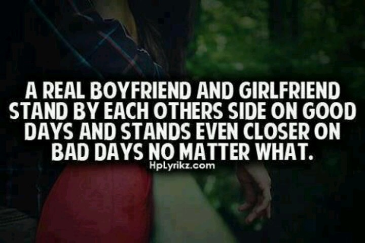 a real girlfriend quotes - photo #5