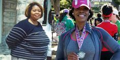 "Woman Lost 177 Pounds With ""Fit By 40"" Weight Loss Mantra - Almetria Turner Inspirational Weight Loss Success Story"