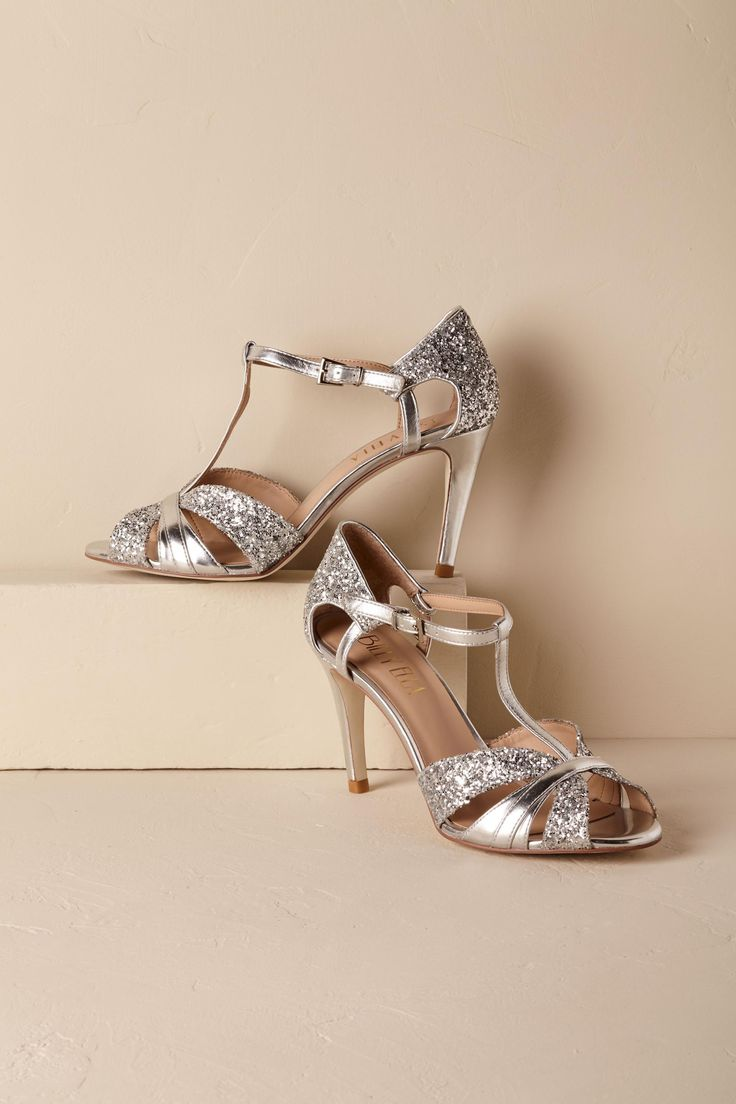 341 best Shoes for the Bride images on Pinterest