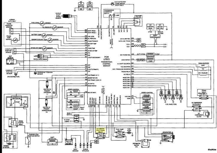 [DIAGRAM] Jeep Grand Cherokee Wiring Diagram Free Picture