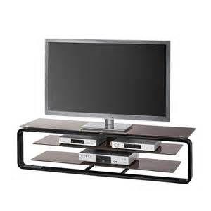 Suche Tv rack braun schwarz glas graves. Ansichten 832.