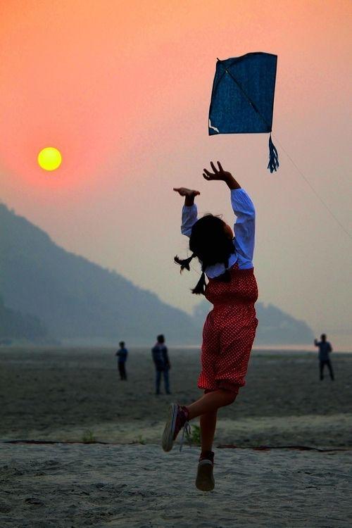 Tumblr - Wish I could fly like a kite by Manoj Kumar Barman via 500px.