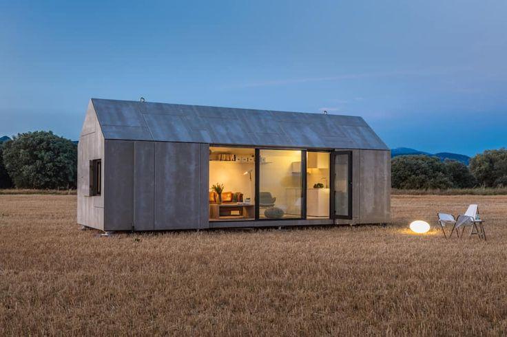 Case in stile In stile Country di ÁBATON Arquitectura