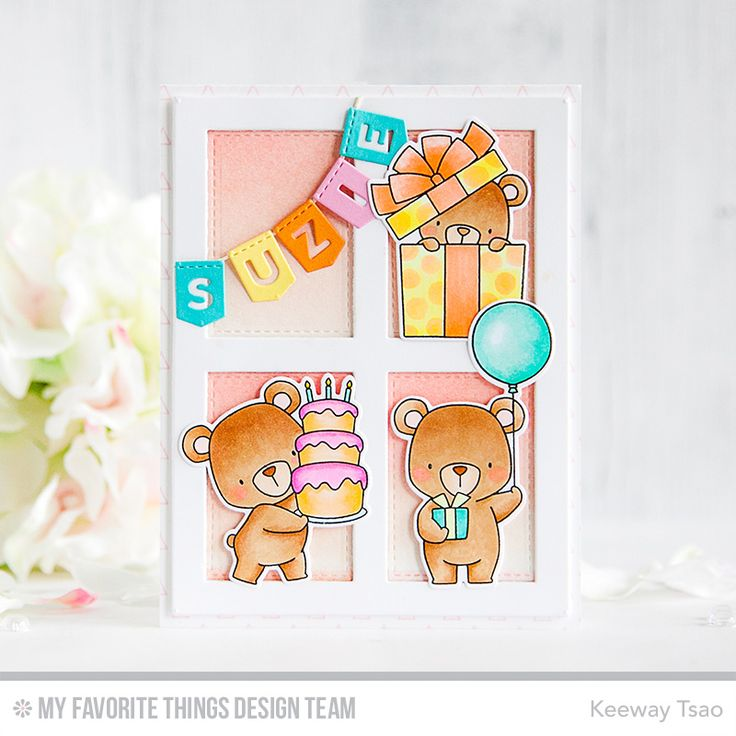 birthday card covers