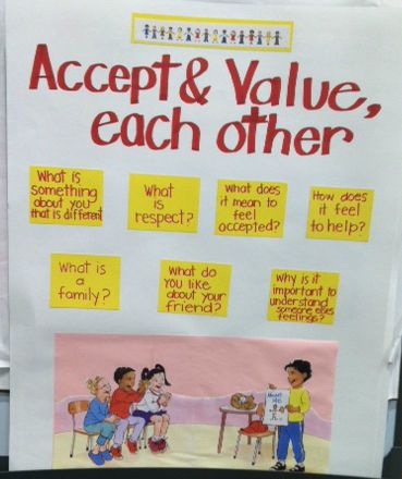 Accept and Value Each Person (Learning to Get Along) free