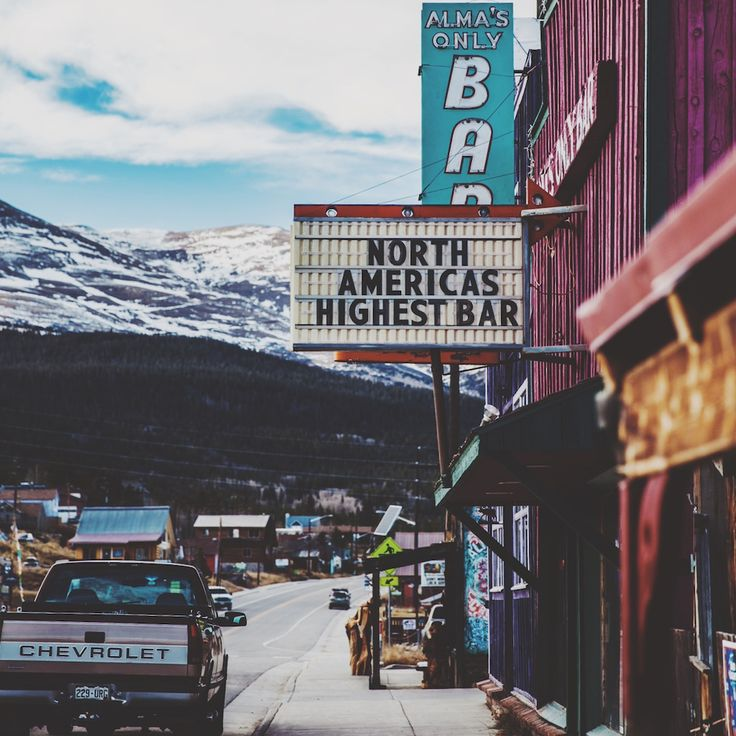 Urban Outfitters - Blog - US@UO: Guide to Colorado Outdoors // Alma, Colorado