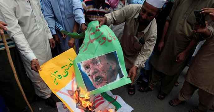 Islamabad: Pakistan has postponed a visit by a U.S. acting Assistant Secretary of State Alice Wells amid protests against President Donald Trump's accusations that Islamabad was harboring terrorists to prolong war in Afghanistan. The visit of Wells, who is the acting Assistant Secretary of...