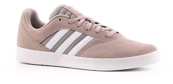 adidas Originals Men's Busenitz Vulc Fashion Sneaker 5 D(m) US Grey