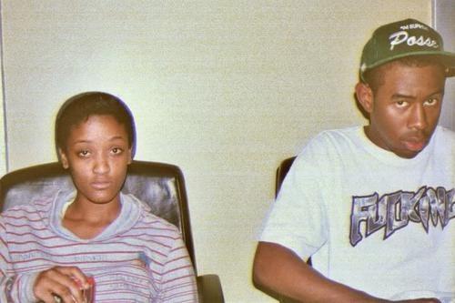 Syd tha Kyd & Tyler, the Creator.