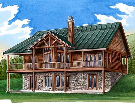 Best 25 rustic houses ideas on pinterest rustic homes for Rustic log cabin plans