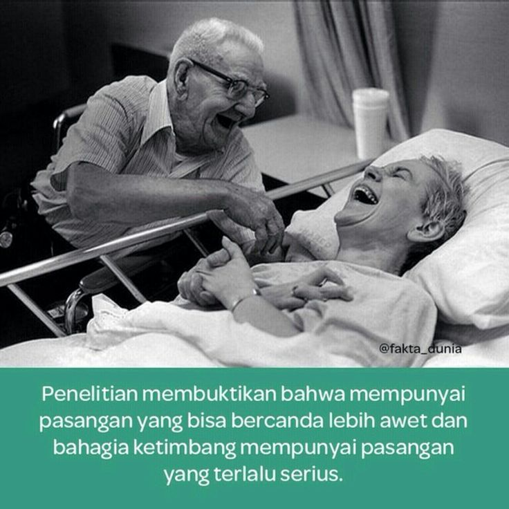 Laugh together with your beloved person is create HAPPINESS