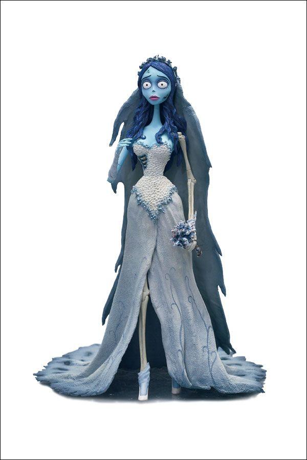 Essa é a verdadeira... Emily de Corpse Bride - A noiva cadaver de Tim Burton... ele é tudo de bom!