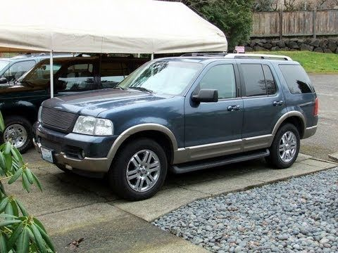 Replace 2001 2005 Ford Explorer Headlight Bulb How To