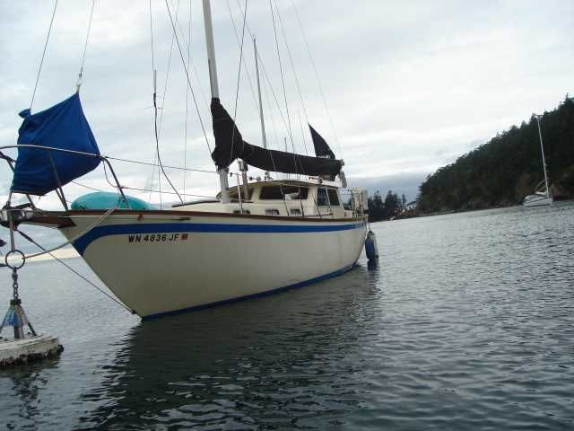 Rawson 30 Pilothouse Caelestis  Home Port: Seattle WA. USA,Shilshole Bay Marina Boat Type: Sailboat Manufacturer: Rawson Boat Model: Pilothouse 30 Boat Length: 31 Boat Year: 1978 Boat Designer: Garden