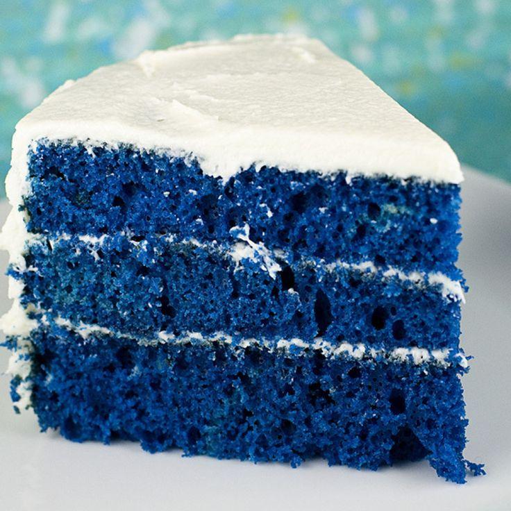 Purple Velvet Cake Recipe Uk