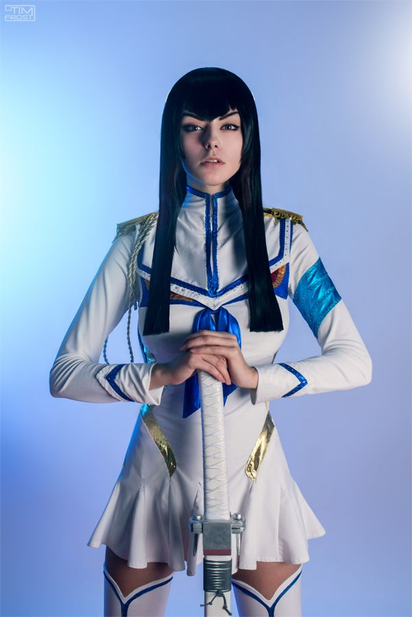 Satsuki Kiryuin by AlienOrihara.deviantart.com on @deviantART | 2014 World Class Deviations