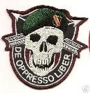 us special forces patches | ... ARMY PATCHES MILITARY INSIGNIA:Army SF Special Forces Military Patches