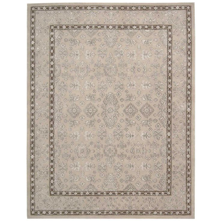 Nourison Regal Taupe Rug